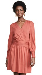 Joie Corelle Dress Desert Spice