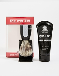 Kent Shaving Set Red