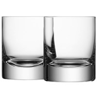 Lsa International Bar Tumblers Set Of 4