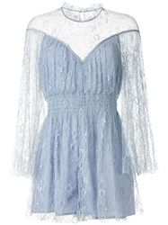 Alice Mccall Magicians Daughter Embroidered Playsuit 60