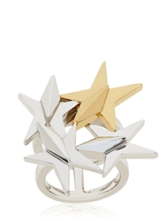 As By Atsuko Sano Star Ring Silver Gold