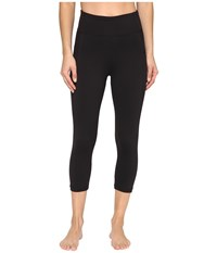 Adidas Performer High Rise 3 4 Tights Black Black Women's Workout