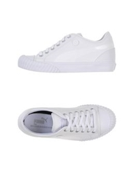 Puma By Miharayasuhiro Low Tops And Trainers White