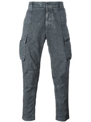 Stone Island Tapered Trousers Grey