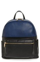 Bp. Colorblock Faux Leather Backpack