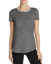 Generation Love Sam Embellished Tee Grey