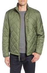 Marc New York Humboldt Quilted Jacket Olive