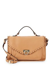 Aimee Kestenberg East Side Leather Satchel Vachetta