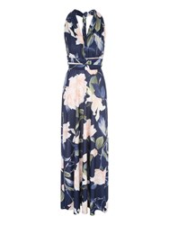 Jane Norman Multiway Maxi Dress Blue