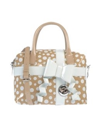 Tua By Braccialini Handbags Khaki