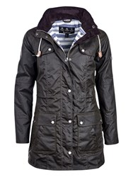 Barbour Barnacle Waxed Jacket Olive
