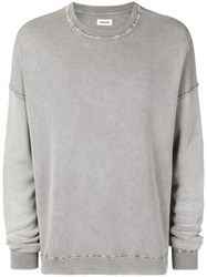 Zadig And Voltaire Cooper Sweatshirt Grey