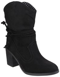 Rocket Dog Deputy Pull On Boots Black