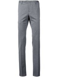 Pt01 'Traveller' Tailored Trousers Grey