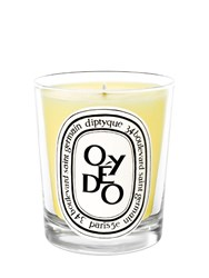 Diptyque 190Gr Oyedo Scented Candle Transparent