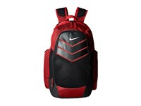 Nike Vapor Power Backpack University Red Black Metallic Silver Backpack Bags