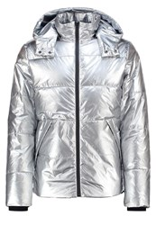Kiomi Light Jacket Silver