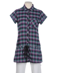 Fenchurch Short Sleeve Shirts Purple