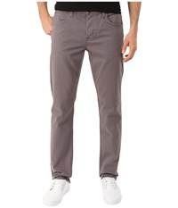 Hudson Blake Slim Straight In Bishop Grey Bishop Grey Men's Jeans Beige