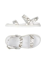 Bruno Bordese Footwear Sandals Women White