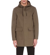 A.P.C. Joe Cotton Parka Khaki