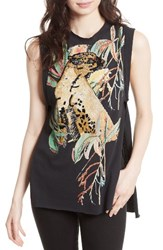 Free People Women's Jungle Bay Embroidered Tunic