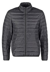 United Colors Of Benetton Down Jacket Black