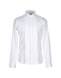 Richard James Shirts Shirts Men White