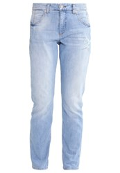 M A C Mac Relaxed Fit Jeans Skyblue Basic Wash Light Blue Denim