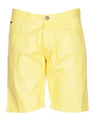 Liu Jo Man Bermudas Yellow