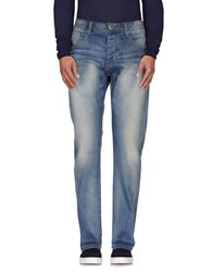 One Green Elephant Denim Denim Trousers Men Blue