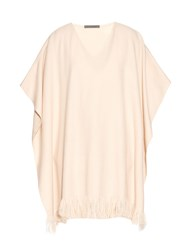 Denis Colomb Hand Woven Classic Cashmere Poncho