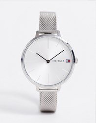Tommy Hilfiger 1782163 Project Z Mesh Watch Silver