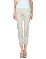 True Royal Casual Pants Light Grey