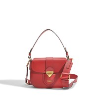 Moschino Hidden Lock Shoulder Bag