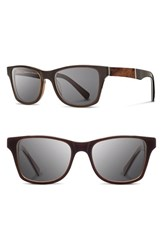 Men's Shwood 'Canby' 53Mm Polarized Sunglasses