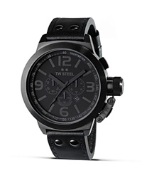 Tw Steel Cool Black Black Pvd Watch 45Mm No Color