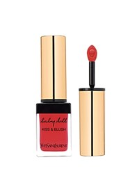 Yves Saint Laurent Kiss And Blush Scandal Collection 19 Corail Sulfureux