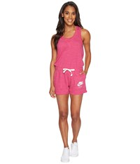 Nike Sportswear Vintage Romper Sport Fuchsia Sail Women's Jumpsuit And Rompers One Piece Pink
