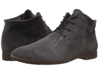 Paul Green Kai Oxford Iron Suede Women's Lace Up Casual Shoes Brown