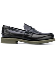 Church's Pembrey Loafers Men Calf Leather Leather Rubber 8 Black