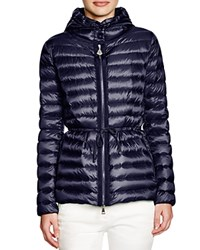 Moncler Raie Hooded Down Coat