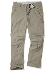Craghoppers Nosilife Pro Convertible Trousers Beige