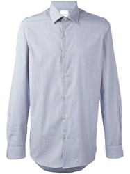 Paul Smith Classic Button Down Shirt Grey
