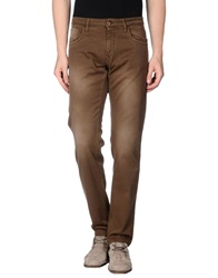It's Met Casual Pants Dark Brown