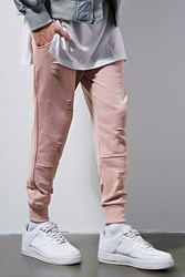 Forever 21 Entree Distressed Joggers