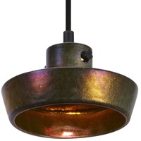 Tom Dixon Lustre Flat Pendant Light