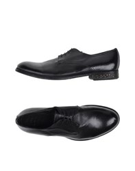 N.D.C. Made By Hand Footwear Lace Up Shoes Men Black