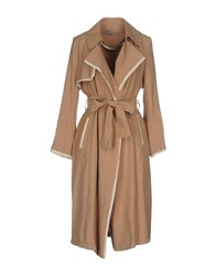 Twenty Easy By Kaos Overcoats Camel