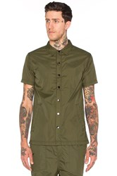Publish Calloway Button Down Olive
